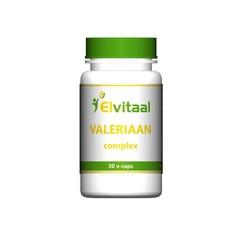 Elvitaal Valeriaan complex (30 vcaps)
