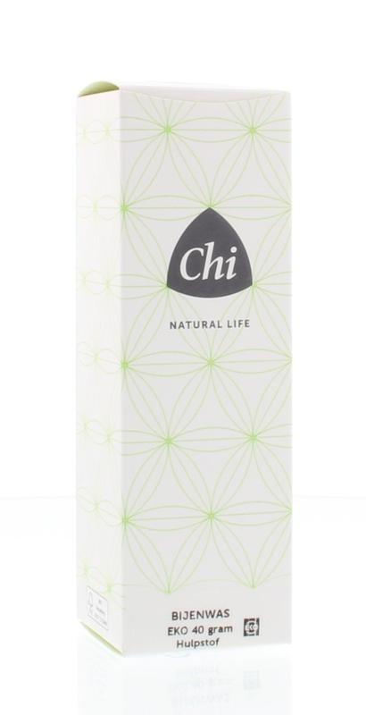 CHI CHI Bijenwas eko (40 gram)