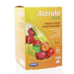 Orthonat Acerola 1000 (100 tabletten)