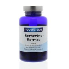 Nova Vitae Berberine HCI extract 350 mg (60 vcaps)