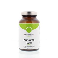 Best Choice Kurkuma forte liquid (30 capsules)