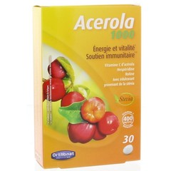 Orthonat Acerola 1000 mg (30 tabletten)