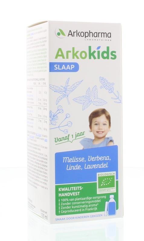 Arkokids Arkokids Slaapsiroop (100 ml)