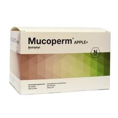 Nutriphyt Mucoperm apple+ (60 zakjes)