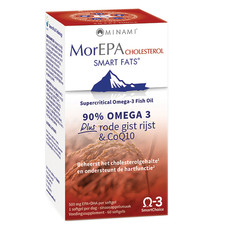 Minami MorEPA cholesterol (60 softgels)