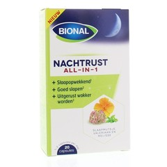 Bional Nachtrust all in 1 (20 capsules)