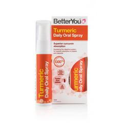 Betteryou Turmeric daily oral spray (25 ml)