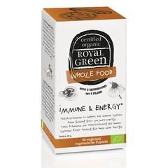 Royal Green Immune & energy (60 vcaps)