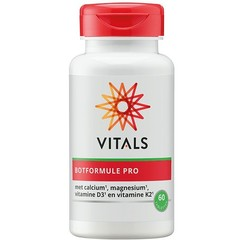 Vitals Botformule pro (60 tabletten)