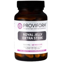 Proviform Royal jelly extra sterk 1800 mg (60 vcaps)