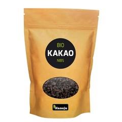 Hanoju Bio cacao nibs (500 gram)