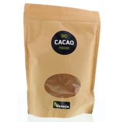Hanoju Bio cacao poeder (500 gram)