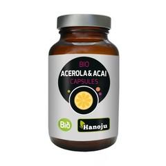 Hanoju Acerola & bio acai 400 mg (90 capsules)
