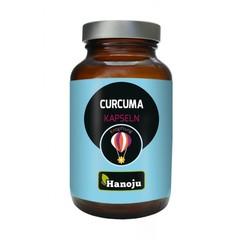 Hanoju Curcuma extract 400 mg (180 capsules)