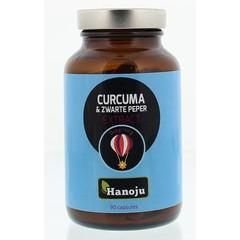 Hanoju Curcuma extract 400 mg (90 capsules)