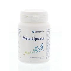 Metagenics Meta lipoate 200 (60 tabletten)