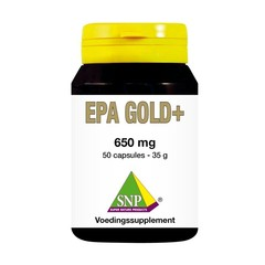 SNP EPA Gold+ (50 capsules)