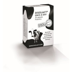 Disolut Disolact one a day (30 capsules)