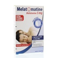 Vemedia Melatomatine melatonine 5 mg TR (25 tabletten)