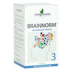 Livinggreens Brainnorm 3 (180 capsules)