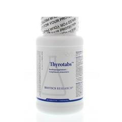 Biotics Thyrotabs (90 tabletten)
