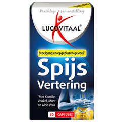 Lucovitaal Spijsvertering capsules (60 capsules)