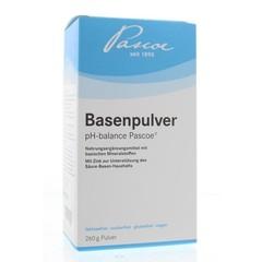 Pascoe Basenpulver (260 gram)