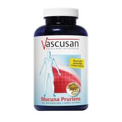 Vascusan Mucuna pruriens (240 vegacaps)