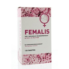 Ayu Care Femalis (120 tabletten)