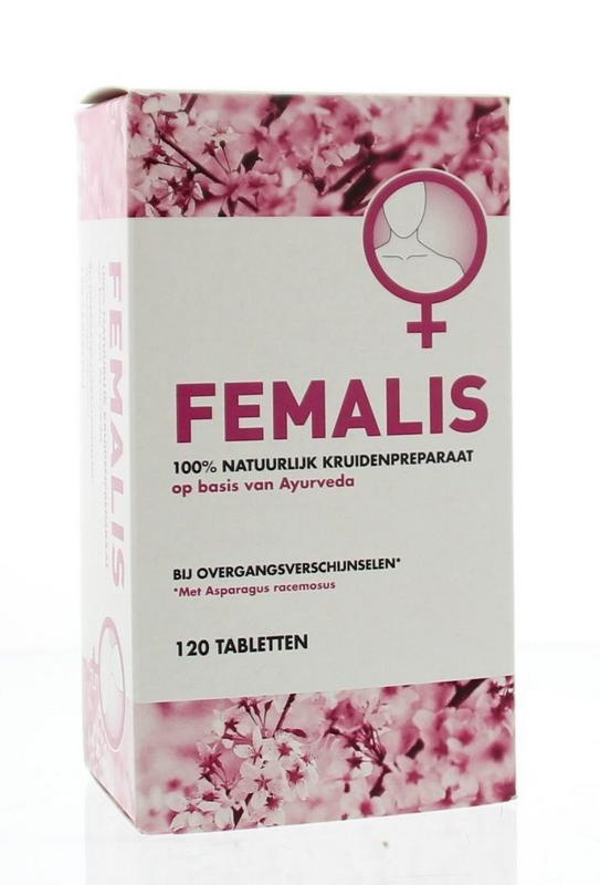 Ayu Care Femalis (120 tabletten)