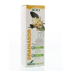 Soria Composor 3 drainasol XXI (50 ml)