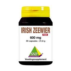 SNP Irish zeewier 600 mg puur (30 capsules)