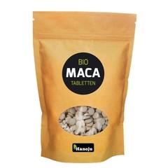 Hanoju Maca premium 4:1 500 mg organic (500 tabletten)
