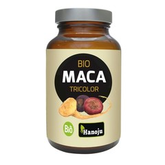 Hanoju Maca powder tricolor 500 mg organic (300 tabletten)