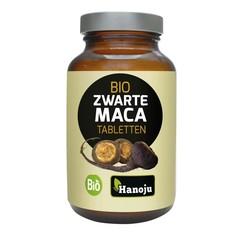 Hanoju Maca black organic 500 mg (720 tabletten)