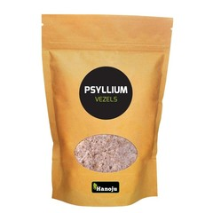 Hanoju Psyllium husk 99% organic (500 gram)