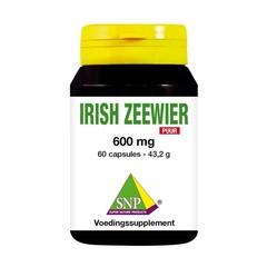 SNP Irish zeewier 600 mg puur (60 capsules)