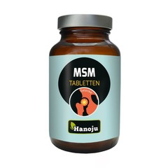 Hanoju MSM 750 mg (450 tabletten)