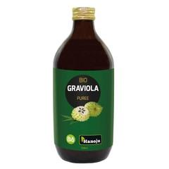 Hanoju Graviola puree organic (500 ml)