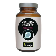 Hanoju Hyaluronic complex 400 mg (120 tabletten)