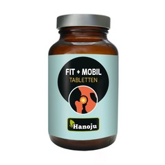 Hanoju Mobile & fit 1000 mg (90 tabletten)
