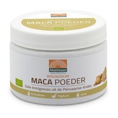 Mattisson Maca poeder biologisch (150 gram)