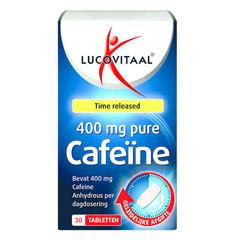 Lucovitaal Pure cafeine (30 tabletten)