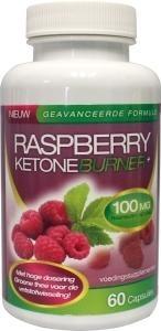 Natusor Natusor Raspberry ketone burner (60 capsules)