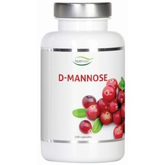 Nutrivian D-Mannose 500 mg (100 capsules)