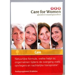 Care for women care (30 tabletten)
