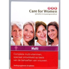 Care For Women Multi (30 tabletten)