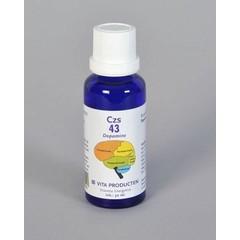 Vita CZS 43 Dopamine (30 ml)