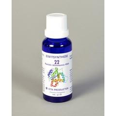 Vita Eiwitsynthese 22 RNA monosomie (30 ml)