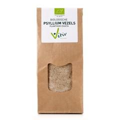 Vitiv Psyllium husk vezels (125 gram)